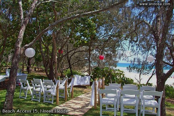 Noosa Heads Wedding Venues Beautiful Locations