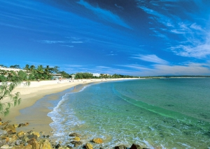 Noosa is famous for its beaches and superb surfing