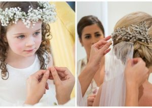 Hair and Beauty for Noosa Beach Wedding, Celebrant Patricia Quinn